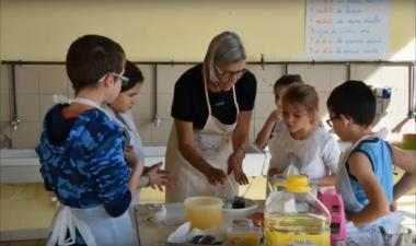 L'atelier cuisine de Martine