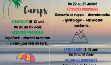 Mini-camps 2019